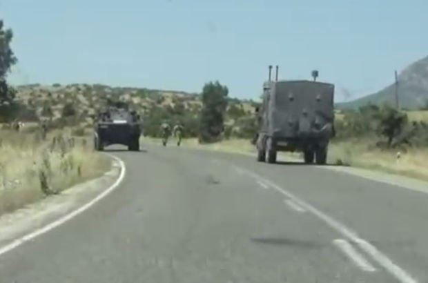 Son dakika: Diyarbakır'da çatışma! 4 güvenlik görevlisi yaralandı