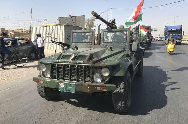 SON DAKİKA: Irak ordusu ile Peşmerge arasında ateşkes!
