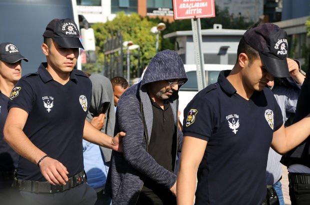 Mersin'de emlak dolandırıcılığı şebekesi çökertildi: 28 gözaltı
