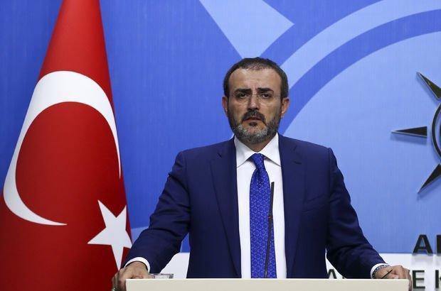 Mahir Ünal: Ankara yarın istifa edeceğini açıkladı. Balıkesir'den de aynı adımı bekliyoruz