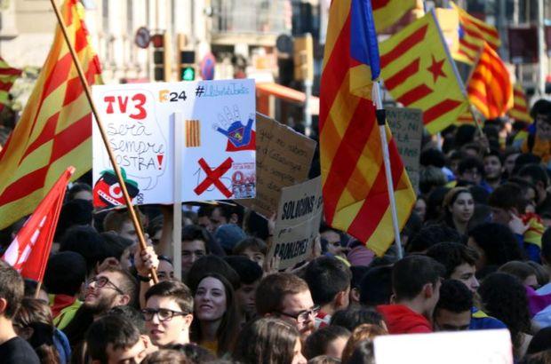 Son dakika... Katalonya tek taraflı bağımsızlık ilan etti! İspanya'dan ilk tepki!