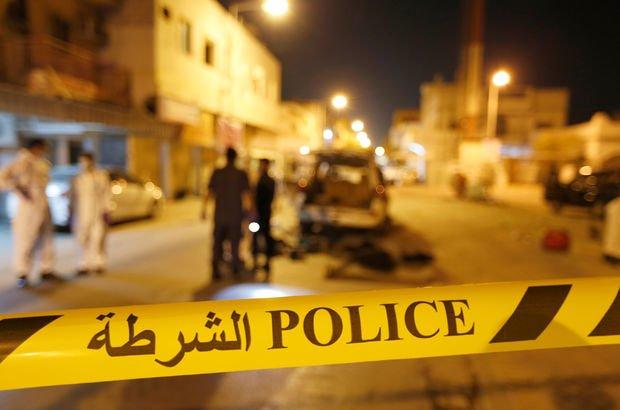 Bahreyn'de polis otobüsüne bombalı saldırı