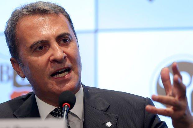 Beşiktaş Başkanı Fikret Orman açıklamalar yaptı. Fikret Orman Caner'e verilen cezaya tepki gösterdi