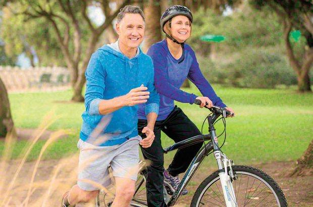 50 yaşından sonra sağlıklı olmanın püf noktaları