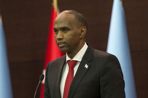 Somali'den Türk iş adamlarına yatırım çağrısı