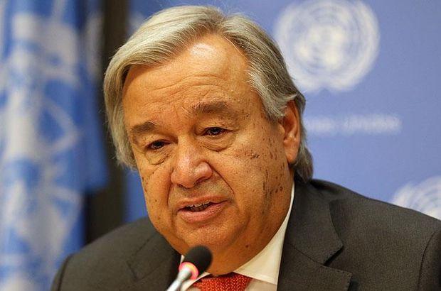 BM Genel Sekreteri Antonio Guterres, Orta Afrika'daki şiddete karşı 'birlik' çağrısı yaptı