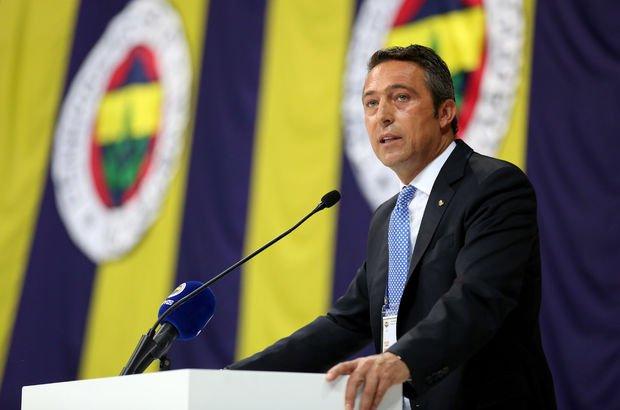 Ali Koç Fenerbahçe taraftarına teşekkür etti
