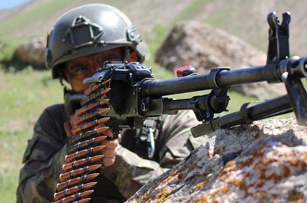 Diyarbakır kırsalında çatışma