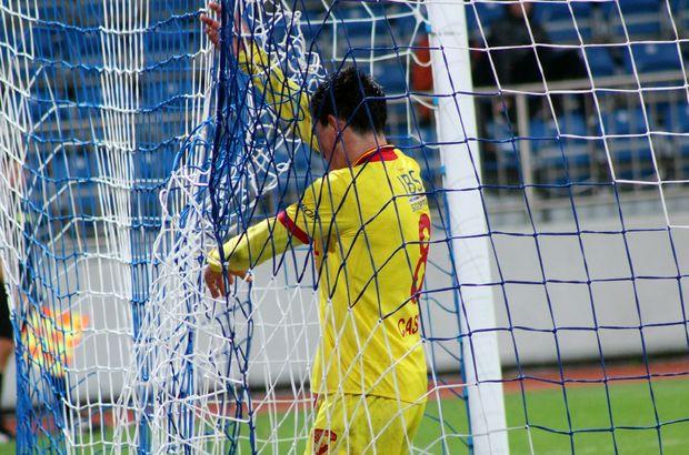 Eski Kasımpaşalı Andre Castro gole sevinmedi