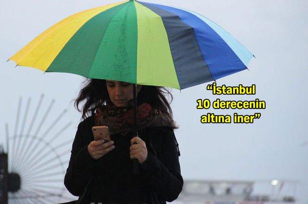 Hava durumu - Bugün hava nasıl olacak? 29 Ekim hava durumu! Yağmur yağacak mı?