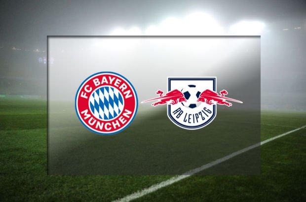 Bayern Münih - Leipzig maçı hangi kanalda, saat kaçta?