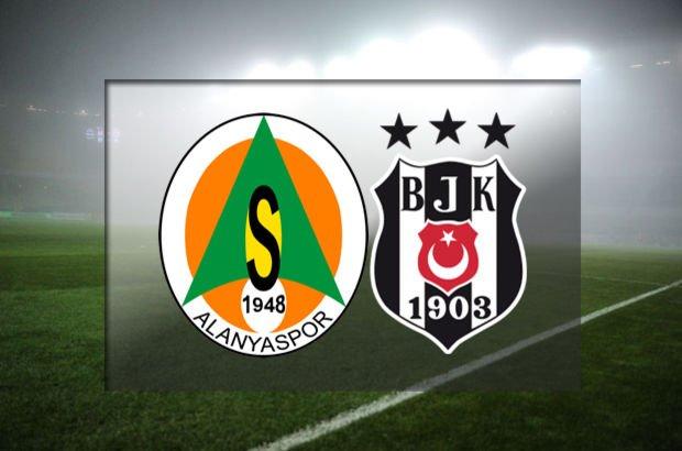 Alanyaspor - Beşiktaş maçı hangi kanalda, saat kaçta? Beşiktaş maçı canlı nasıl izlenir?