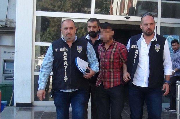 Mersin'de bir kişi uyuşturucu için engelli genci gasp etti