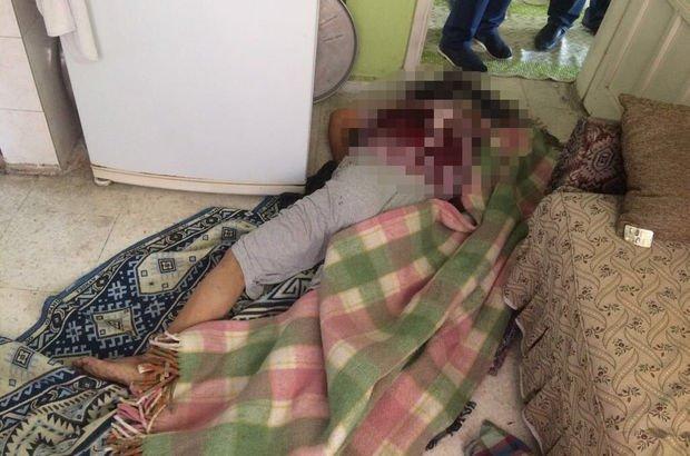 Adana'da bir kişi, yaşlı adamı annesiyle evlenmek istiyor diye öldürmüş