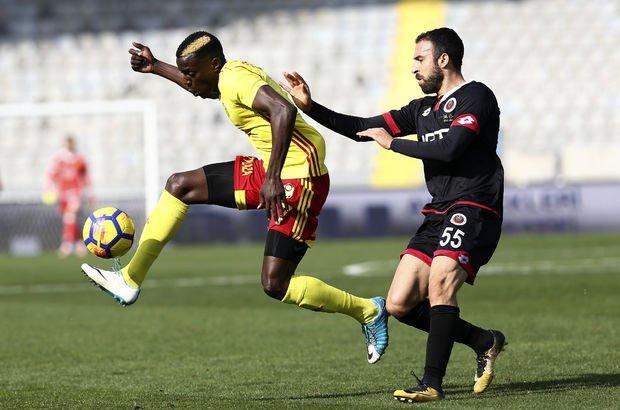 Gençlerbirliği-Yeni Malatyaspor maç özeti izle