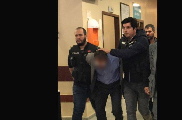 Şanlıurfa'da cinayet zanlısını temizlik görevlisi gibi davranan polis yakaladı