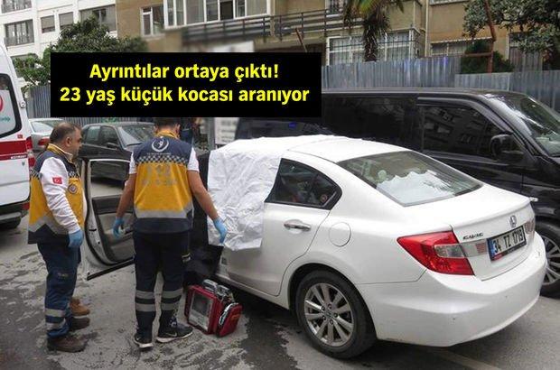 Kadıköy'de bir kadın araç içerisinde öldürüldü