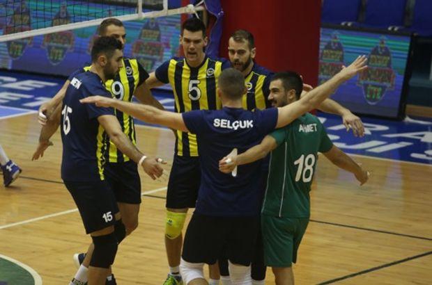 Fenerbahçe: 3 - Jeopark Kula Belediyespor: 1