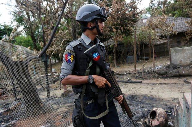 TRT World ekibine Myanmar'da gözaltı!