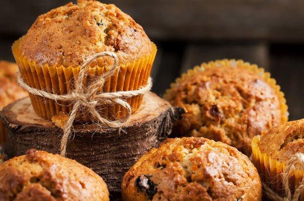 Armutlu muffin nasıl yapılır? Armutlu muffin tarifi ve malzemeleri