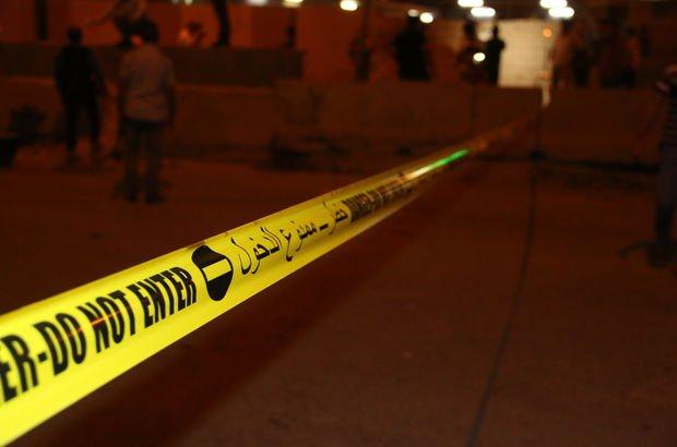 Bağdat'taki intihar saldırısında 4 kişi öldü