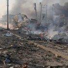 SOMALİ'DE İKİ BÜYÜK PATLAMA BİRDEN!