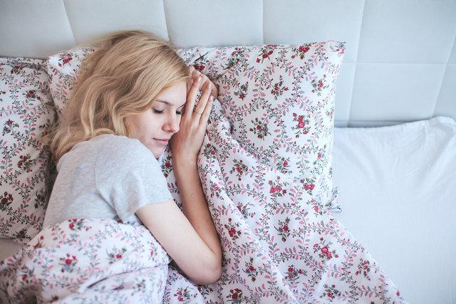 İyi uyku kanserden koruyor!