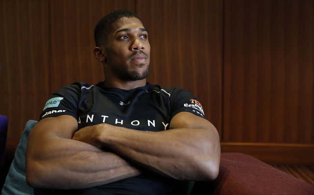 Anthony Joshua: Bir boks hikâyesi!