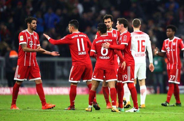 Bayern Münih: 2 - Leipzig: 0