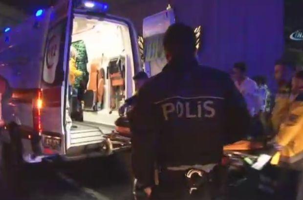 İstanbul'da çevre yolunda trafik kazası: 2 yaralı