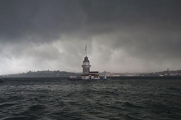 İstanbul Hava Durumu! 29 Ekim 2017