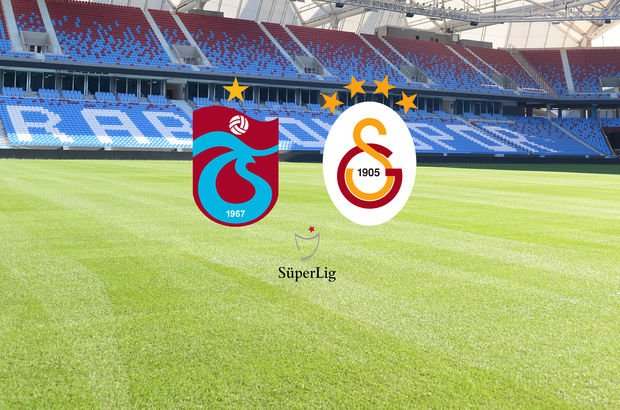 Trabzonspor Galatasaray maçı ne zaman? Trabzonspor Galatasaray kadrosu