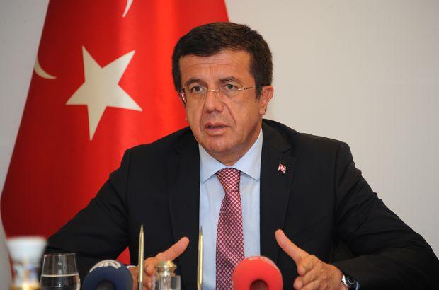 Bakan Zeybekci enflasyonda çift hane görülebileceğini belirtti
