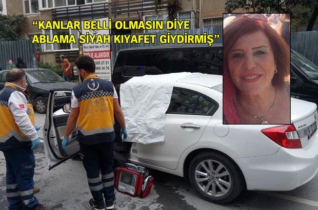 Kadıköy'de aracında öldürülmüştü! Kardeşinin anlattıkları kan dondurdu
