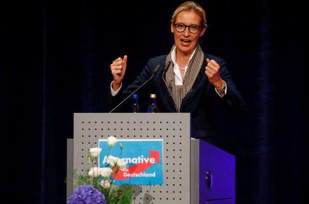 AfD lideri Weidel: Rol modelim Demir Leydi Thatcher