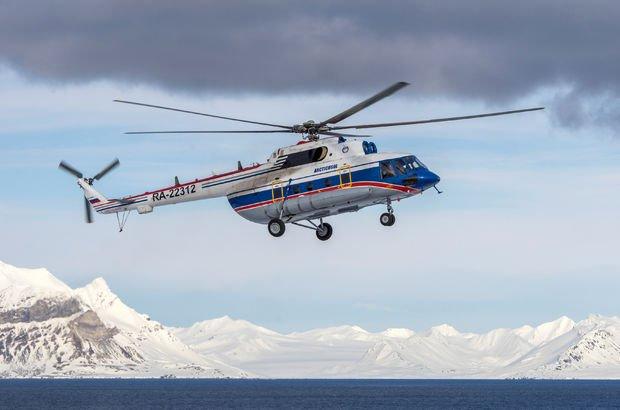 Son Dakika : Norveç'te düşen Rus uçağı bulundu!