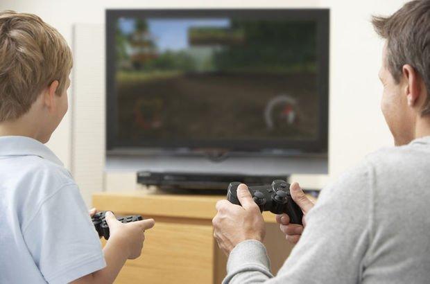 Çocuğunuzu sanal oyunlardan korumanın yolları