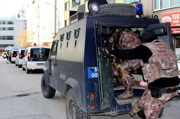 Terör örgütü DEAŞ'a büyük operasyon!