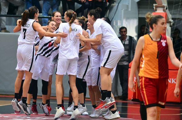 Beşiktaş, Galatasaray'ı devirdi