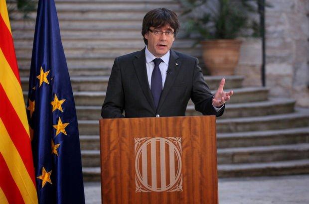 Belçika: Katalan lider eğer isterse bize sığınabilir!
