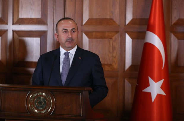 Son dakika : Çavuşoğlu'ndan Barzani açıklaması!
