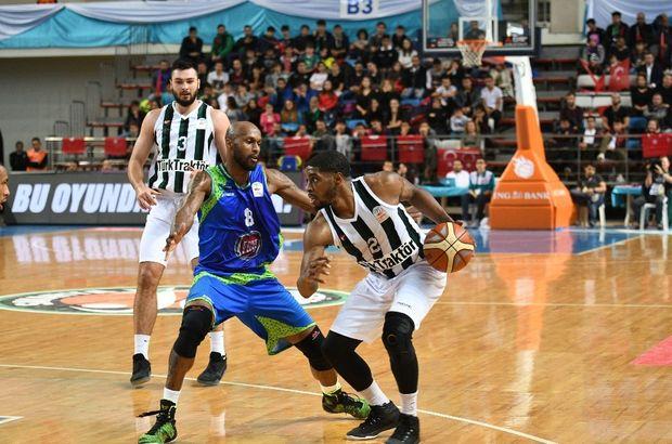 Sakarya Büyükşehir Belediyespor: 74 - TOFAŞ: 86