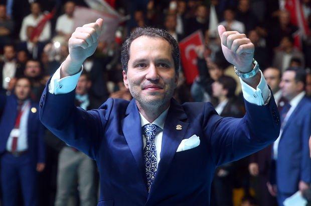Fatih Erbakan: Yeni partimizi kurarak abdestimizi tazeleyeceğiz