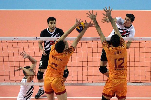 Galatasaray HDI Sigorta: 3 - Beşiktaş: 0