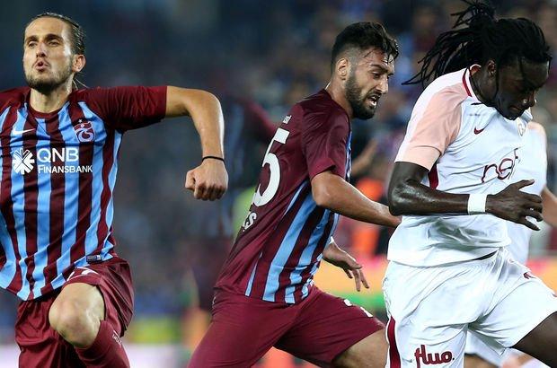 Trabzonspor Galatasaray Maç Sonucu