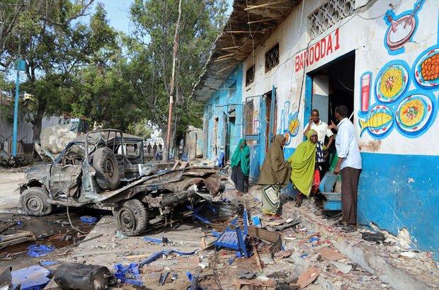 SON DAKİKA Somali'de ölü sayısı artıyor: 27 kişi hayatını kaybetti!