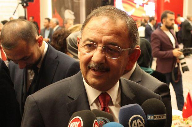 Bakan Özhaseki: Kemal Bey bu kadar yalanı bir araya getirip nasıl söylüyor