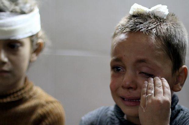 Esad rejiminden 'gerginliği azaltma' bölgelerine saldırı