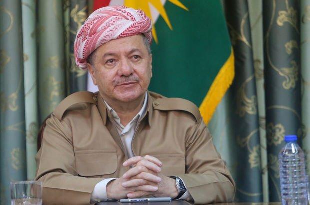 Mesut Barzani: Kerkük'te meydana gelen büyük bir ihanetti