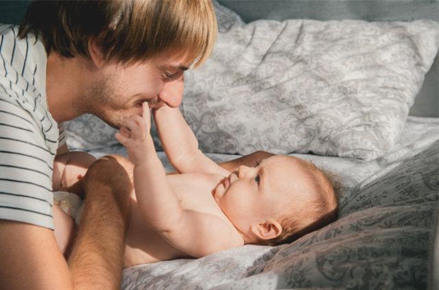 Bebeklerin rahat uyuması için tüyolar!